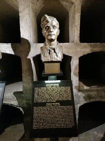 National Memorial to the Heroes of the Heydrich Terror: particolare