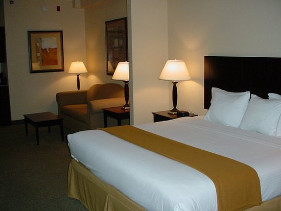 Holiday Inn Express Hotel & Suites - Athens: Suite