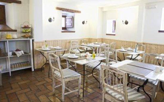 Hotel Palacio de Los Navas: Restaurant