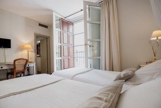 Hotel Palacio de Los Navas: Guest room