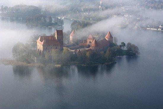 Hot Air Balloon Flight Over Trakai...