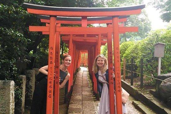 Opplev gammelt og nostalgisk Tokyo...
