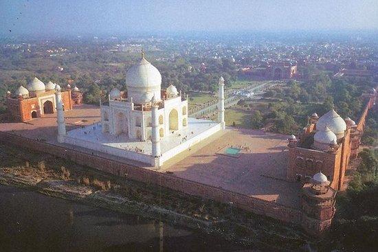 Taj Mahal Tour inklusive indisk ...