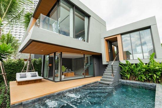 Duplex Grand Pool Villa - Outdoor Pool