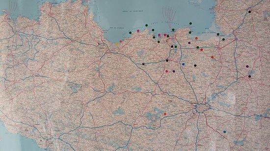 Ille-et-Vilaine, Fransa: LA BONNE ADRESSE SE SITUE A 2KM DE LA MER