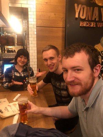 YONA YONA BEER WORKS 新宿東口店