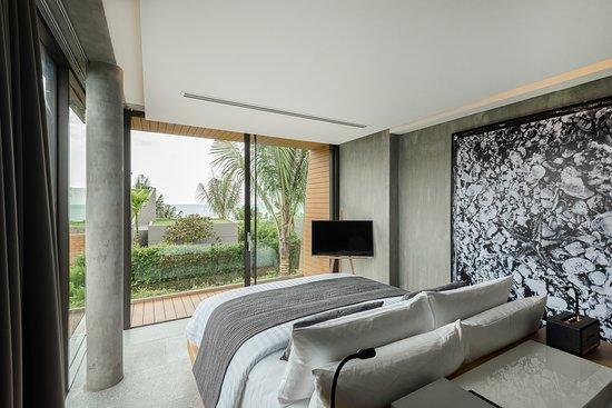 Double Grand Pool Villa - Bedroom