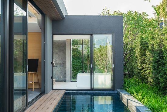 Garden Pool Villa - Outdoor Pool