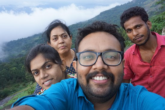 Trip to munnar and allepey