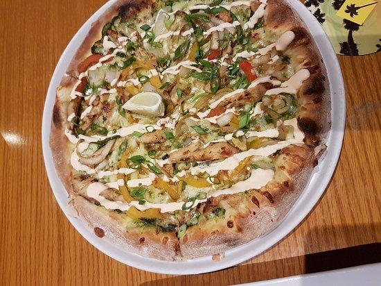 California Pizza Kitchen Dubai Restaurant Reviews Photos Phone Number Tripadvisor