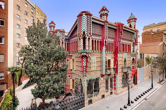 Casa Vicens (la primera casa de...