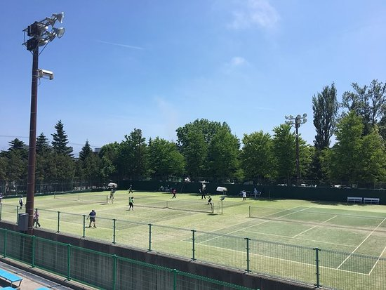Hakodate Chiyodai Park Tennis Center