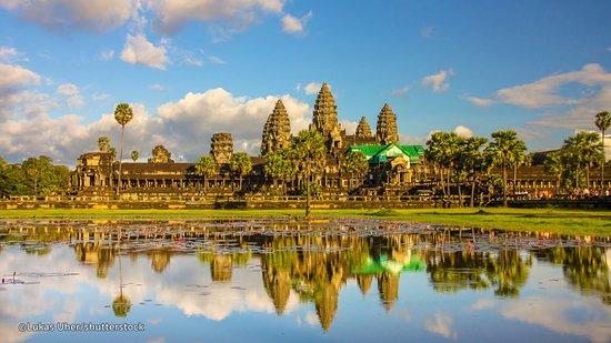 Angkor Wat Tour Keam
