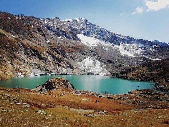 Keran, Pakistan : Patlian Lake