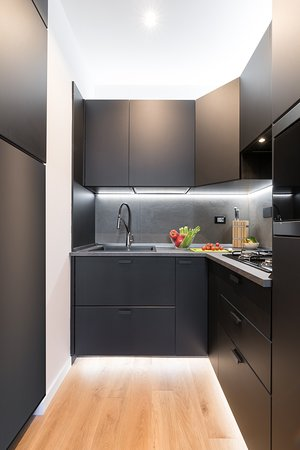 A-05 fully equipped kitchen