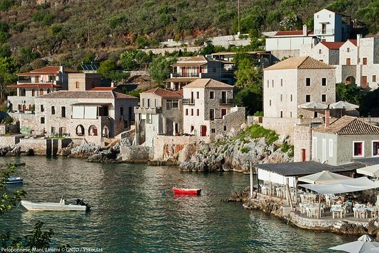 Peloponeso Laconia y Messinia. Tour...