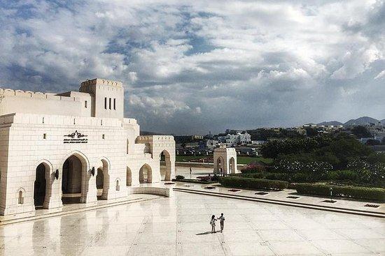 Muscat City och Wadi Shab Private ...