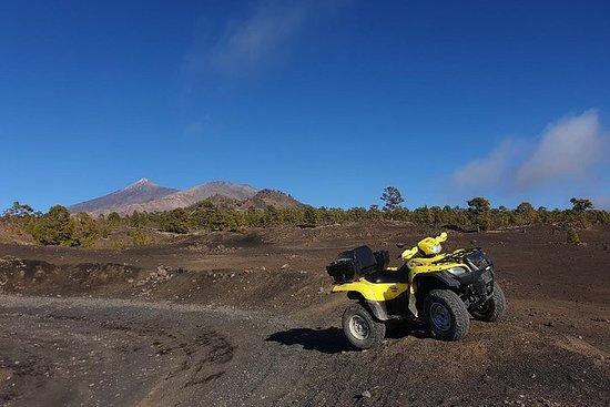 Teide Volcan Quad Trip 5h - Petit...