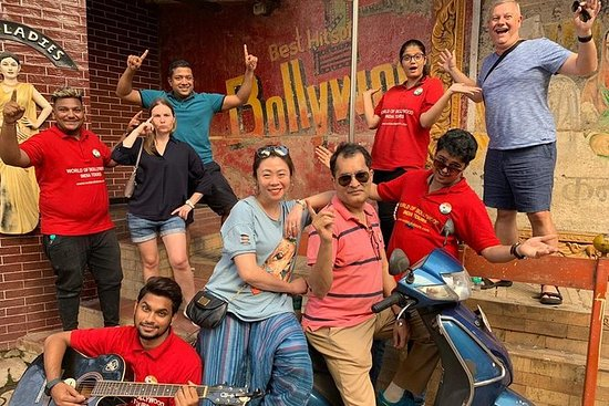 Bollywood For All Group Half Day Tour...