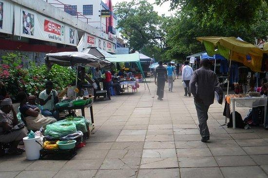 Gaborone city tour
