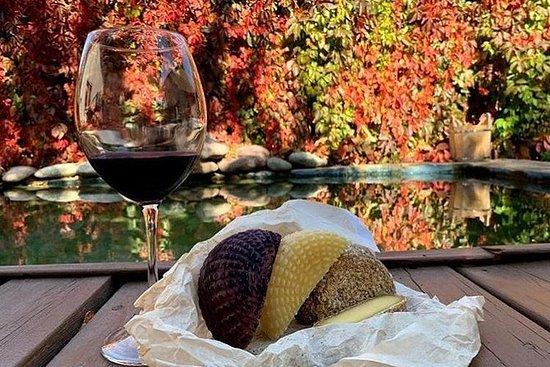 Mat og vinsmaking tur