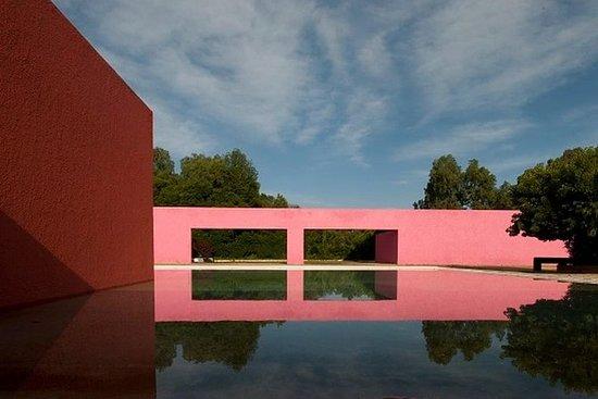 Luis Barragan architecture tour 1 day...