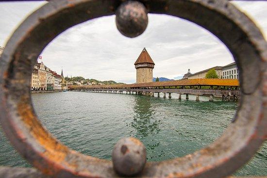 1 time privat spasertur i Lucerne