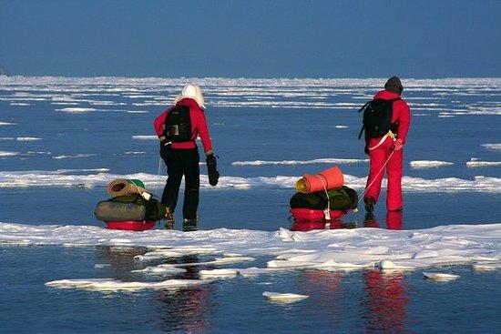 Grand Crossing Of Lake Baikal
