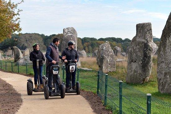 Tour guiado en Segway - Menhirs...