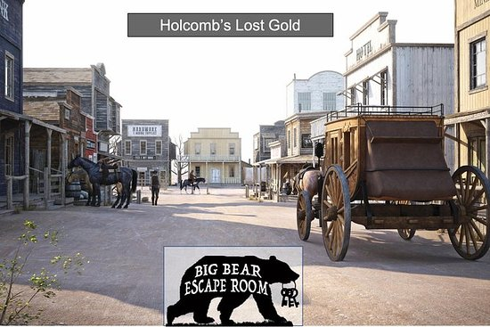 Holcomb's Lost Gold - Old West Escape...