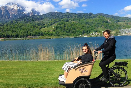 Carobobiketouren in Lucerne