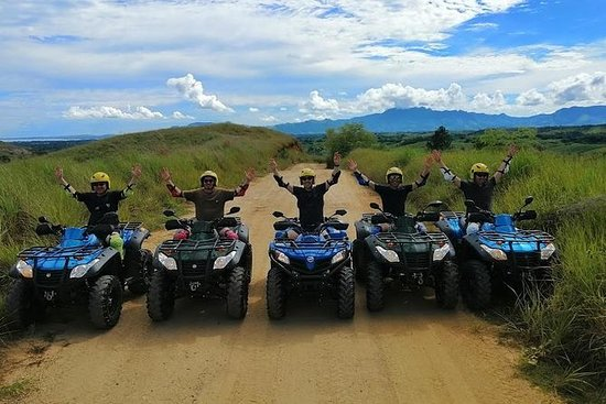 ATV Quad Bike y Zip Line Adventure...