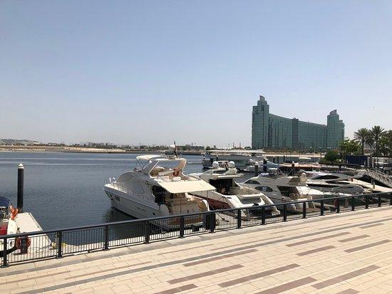 Palazzo Versace Dubai: Good day in Dubai
