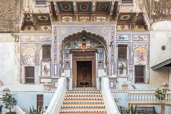 4 Nights 5 Days Shekhawati Tour(Delhi-Mandawa-Navalgarh-Jaipur)