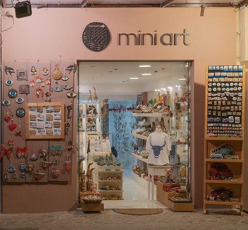 Mini Art Shop