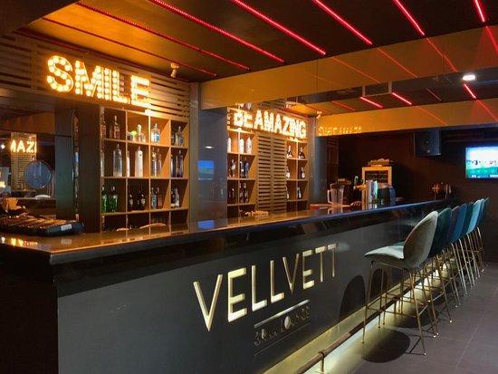 Vellvett Grill Lounge Amp Bar Lagos Restaurant Reviews
