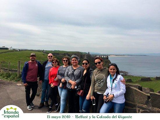 Irlanda en Espanol: 15 mayo 2019 tour Belfast y la Calzada del Gigante