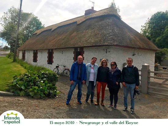 Irlanda en Espanol: 15 mayo 2019 tour Newgrange y valle del Boyne