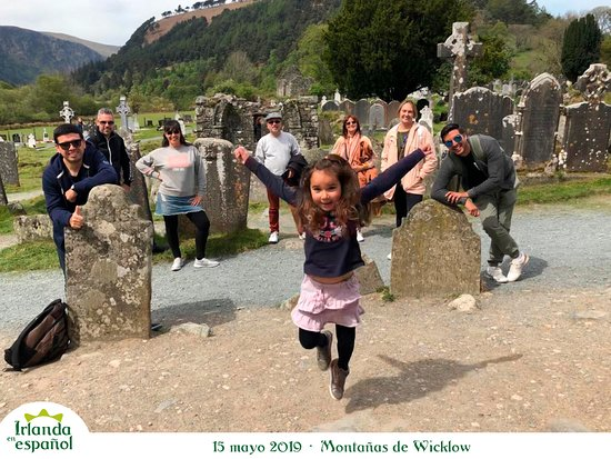 Irlanda en Espanol: 15 mayo 2019 tour Montañas de Wicklow