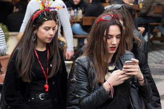Xanthi's Old Town Festival: Çekergezer Hakan Aydın İskeçe Karnavalı 2019 Fotoğrafları
