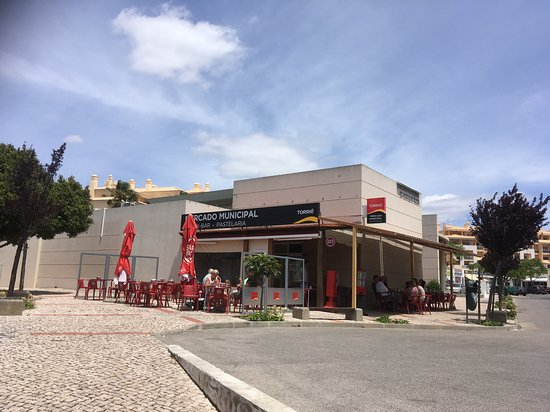 Mercado Municipal de Olhos de Agua