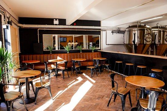 The Docks Beers taproom