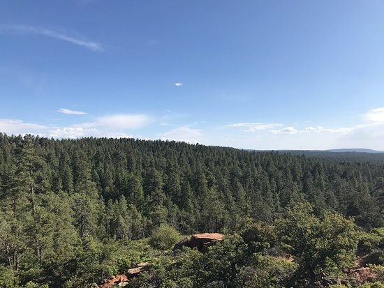 ‪Mogollon Rim Interpretive Trail‬