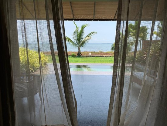 Niraamaya Retreats Backwaters And Beyond: View from the bed