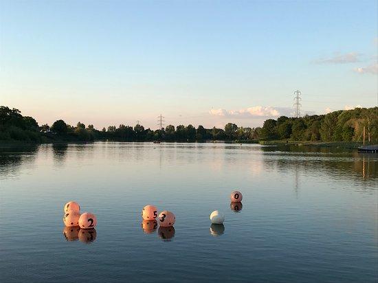 Papercourt Lake