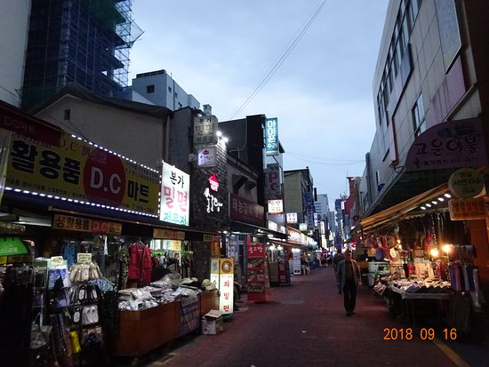 Seomyeon Food Alley