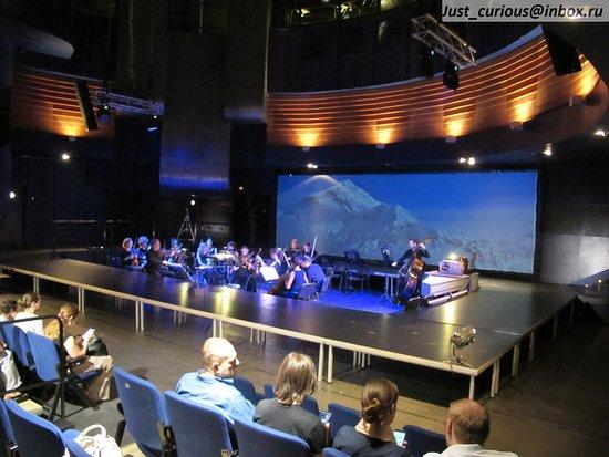 Moscow State Academic Children's Musical Theater: Музыкальный театр Наталии Сац, Москва
