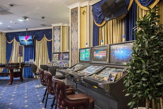 Тихое спокойное казино