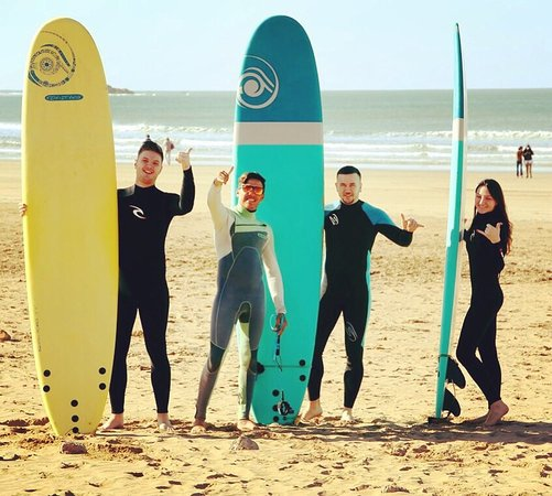 Are you are looking for new surf location? Essaouira might be your next one