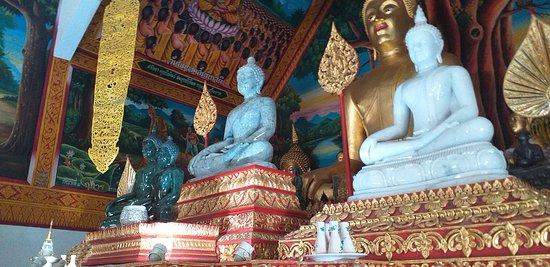 Jade Buddhas